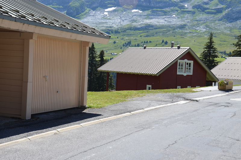 chalet 1 flaine grand massif ski garage